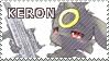 Keron Stamp by UmbreRoshia