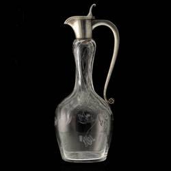 Auction 24 -Lot 119 - Faberge Claret Jug