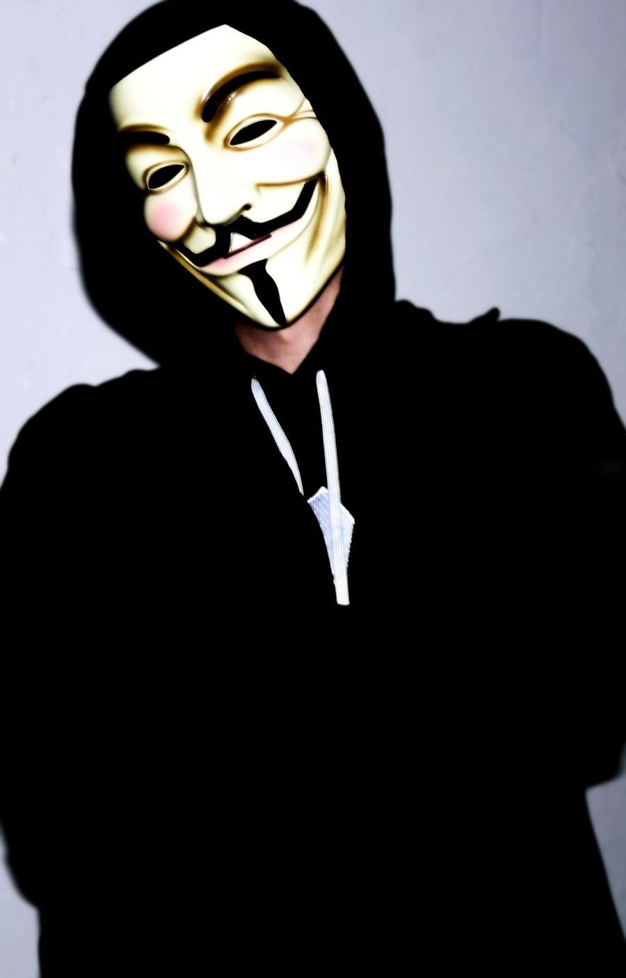 Фото на аву анонимная
