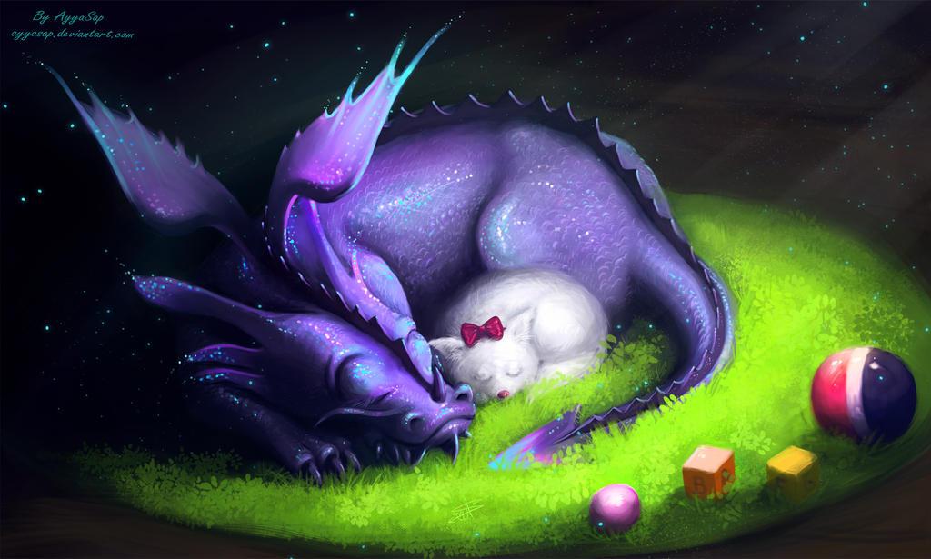 Cute Dragon By AyyaSAP ...