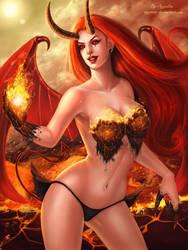 Hell Girl by AyyaSAP