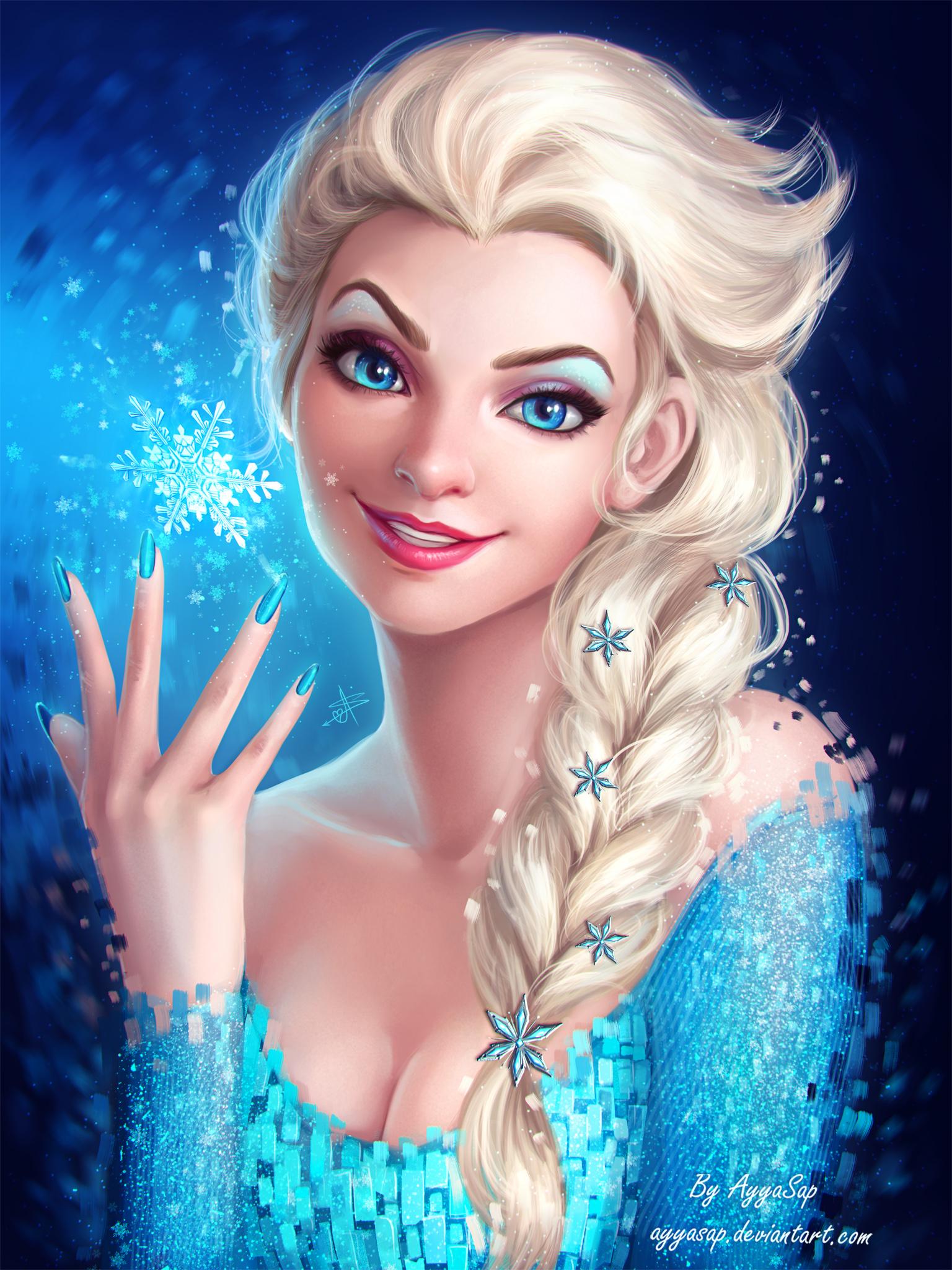 Elsa frozen by ayyasap on deviantart elsa frozen by ayyasap elsa frozen by ayyasap voltagebd Choice Image