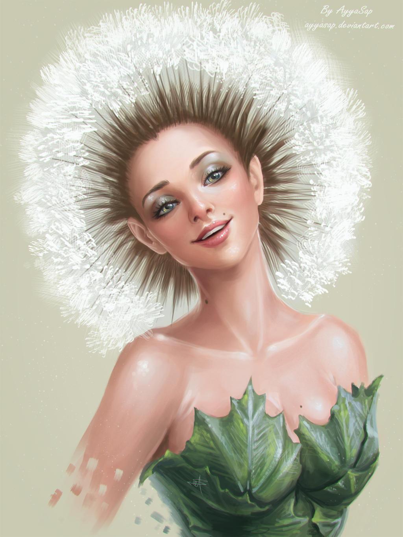 Dandelion by AyyaSAP