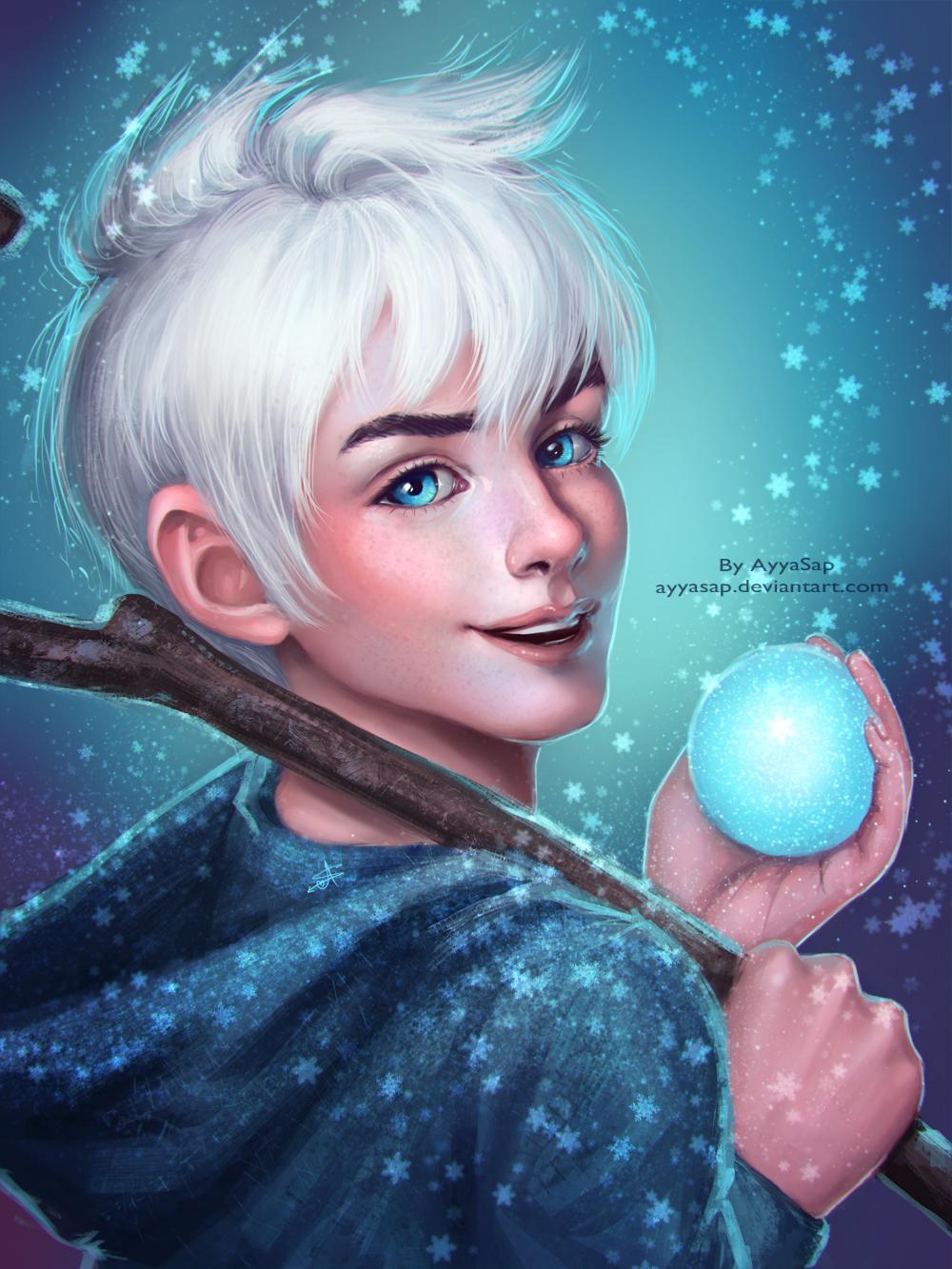 Jack Frost by AyyaSap