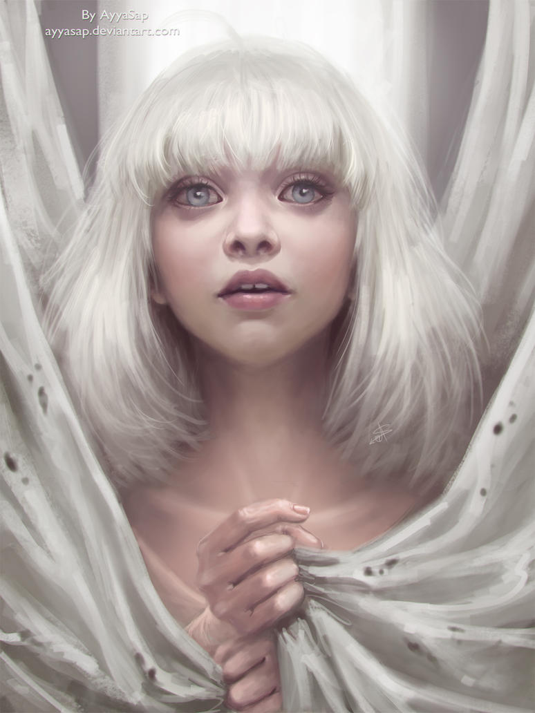 Maddie ziegler sia chandelier by ayyasap on deviantart maddie ziegler sia chandelier by ayyasap aloadofball Image collections