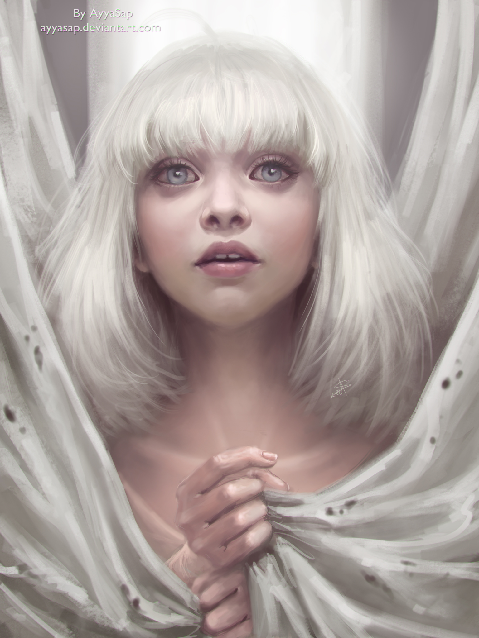 Chandelier by avionetca on deviantart maddie ziegler sia chandelier by ayyasap arubaitofo Image collections
