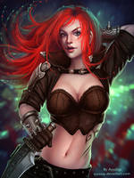 Katarina LOL by AyyaSAP