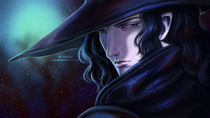 Vampire Hunter D by AyyaSAP