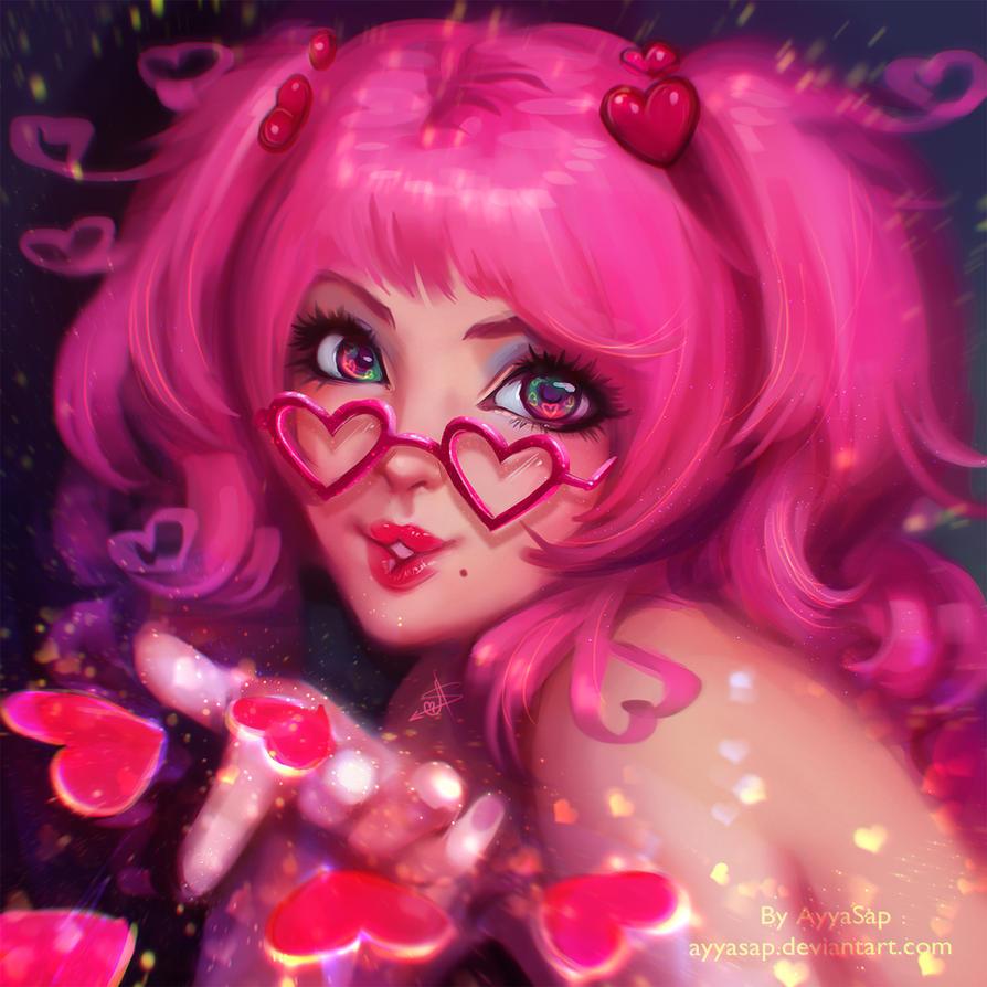 Donde estas corazón. - Página 3 Happy_valentine_s_day__by_ayyasap-d8ht4t5