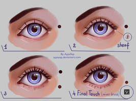 Eyelashes Tutorial