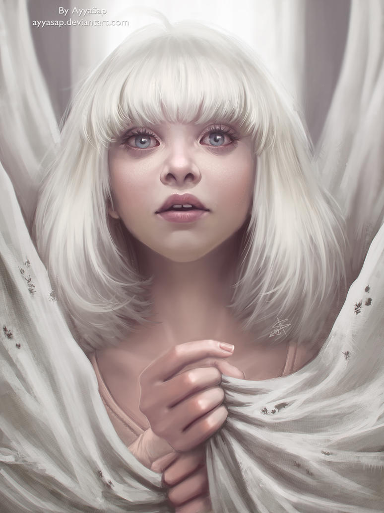 Maddie ziegler redraw sia chandelier by ayyasap on deviantart maddie ziegler redraw sia chandelier by ayyasap aloadofball Image collections