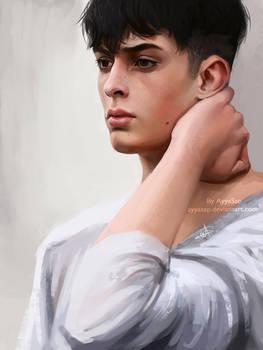 Pretty boy (photo study)