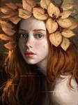 Autumn Portrait by AyyaSAP