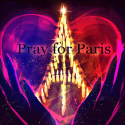 Pray For Paris by AyyaSAP