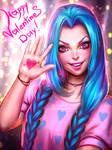 Jinx (Happy Valentines Day!)
