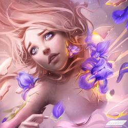 Iris by AyyaSAP