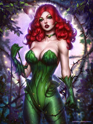 Poison Ivy /redraw/ by AyyaSAP