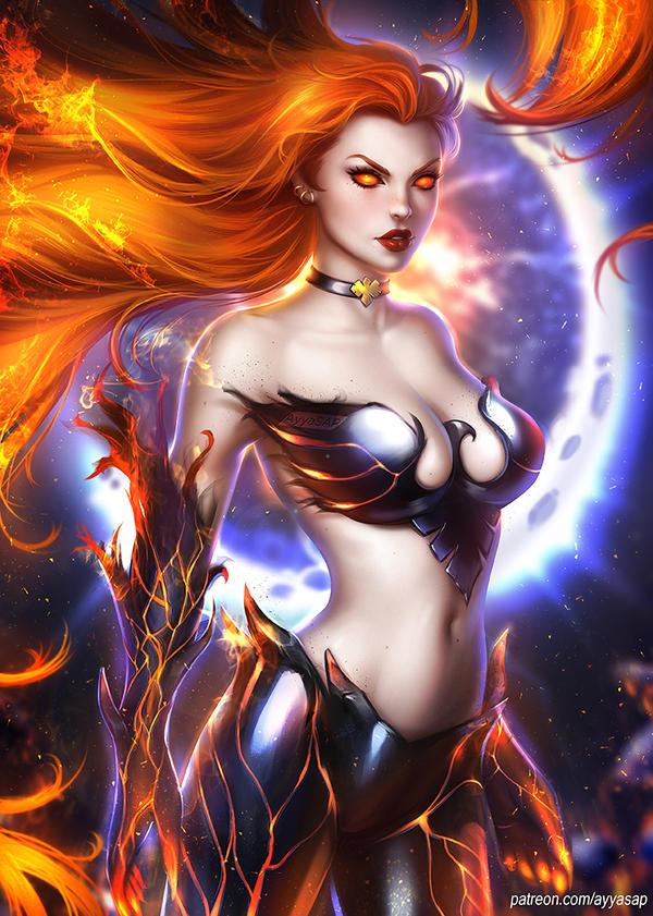 Jean Grey (Dark Phoenix)