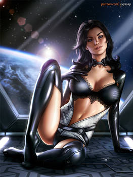 Miranda Lawson (Mass Effect)