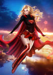 Supergirl (commission)
