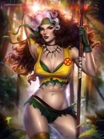 Savage Land Rogue by AyyaSAP