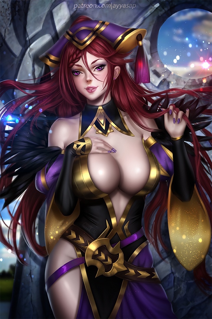 Fire Emblem Loki (Commission)