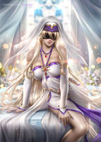 Sword Maiden by AyyaSAP