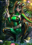 Older Froppy by AyyaSAP