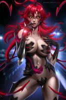 Amaha Masane (WitchBlade) by AyyaSAP