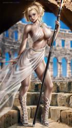 Aya Foxheart by AyyaSAP
