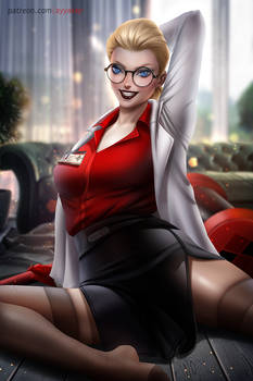 Dr. Harley Quinzel (alt version)