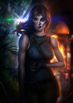 Lara Croft (2018)