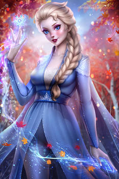 Queen Elsa (Frozen 2)