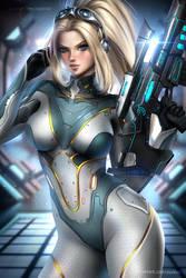 Nova Terra (Kerrigan bodysuit)