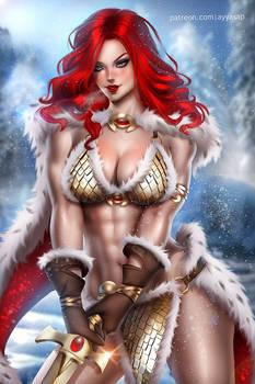 Red Sonja (Xmas)