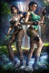 Lara Croft /Tomb Raider/