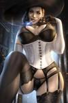 Lady Dimitrescu (lingerie)