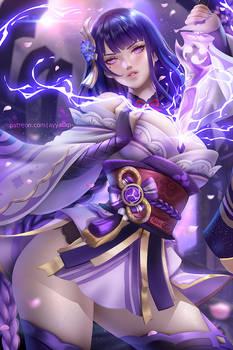 Baal /Genshin Impact/