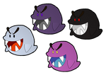 The Boo Family Tree (Celestial Legends)