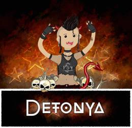 Detonya by Attikus-Star