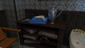 Wonderful Interior scene  1