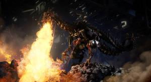 Dragon MEKANIKO