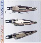 surface crawler