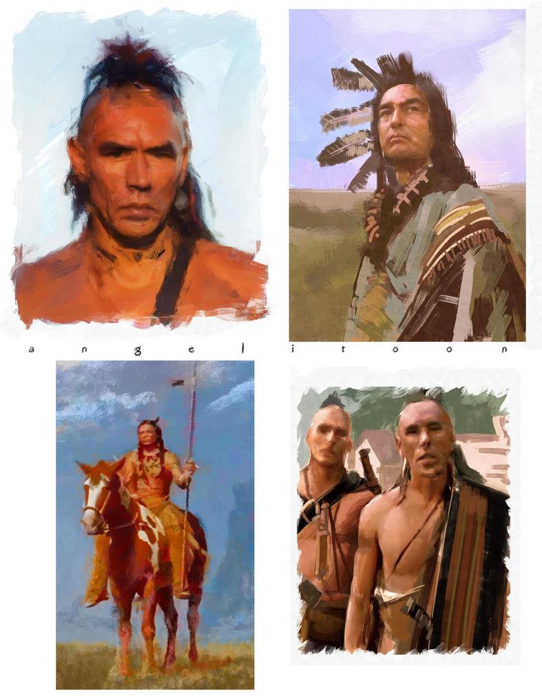 Haciendo el indio by angelitoon on deviantart - Haciendo el indio ...
