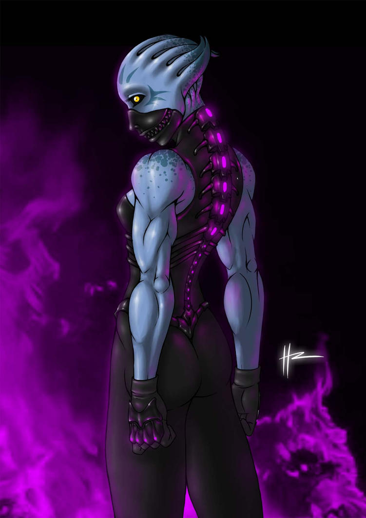 Mass Effect: Terminus Evil_asari_by_hzblunte-d38ghhp