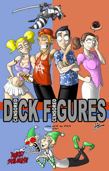 Dick Figures Stylized