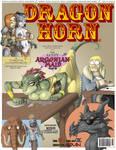 Skyrim: Mock Magazine cover by Blunt-Katana