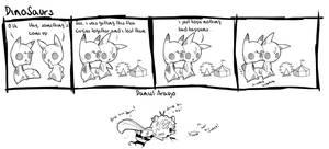 DinoSaurs - The Fleeing Fleas