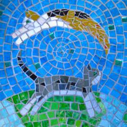 Freya Shooting Star Mosaic