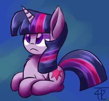 Twilight Sparkle by wildberry-poptart